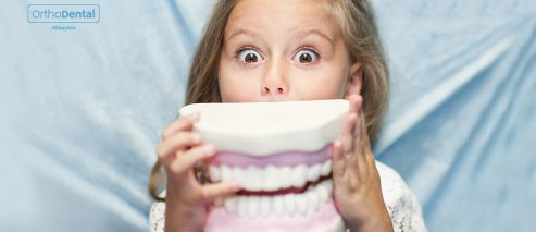 First children's dentist
